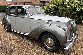 1948' Bentley Mark VI