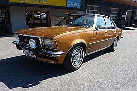 1975' Opel Commodore B