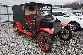 1920' Ford Model T