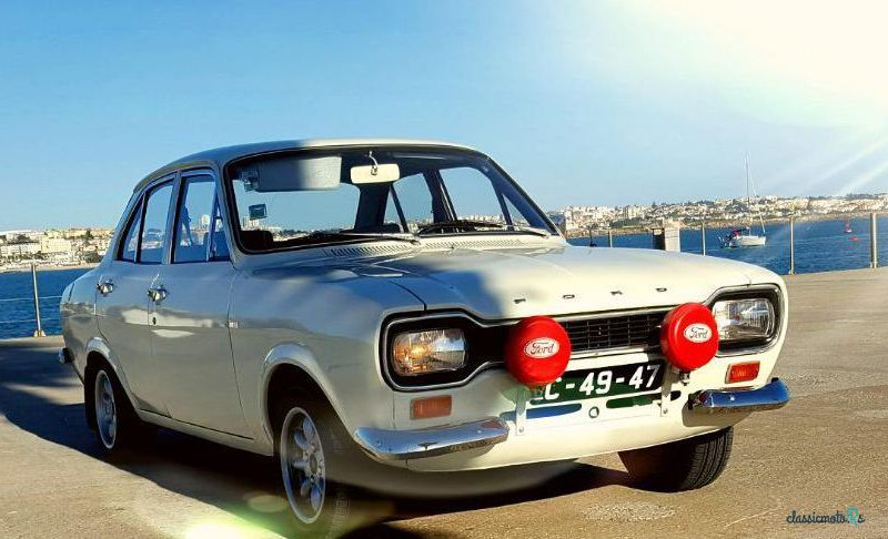 1970 Ford Escort in Portugal - 3