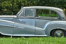 1951' Bentley Mark VI