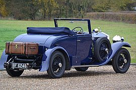 1929' Rolls-Royce 20HP