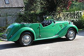1949' MG Yt Tourer