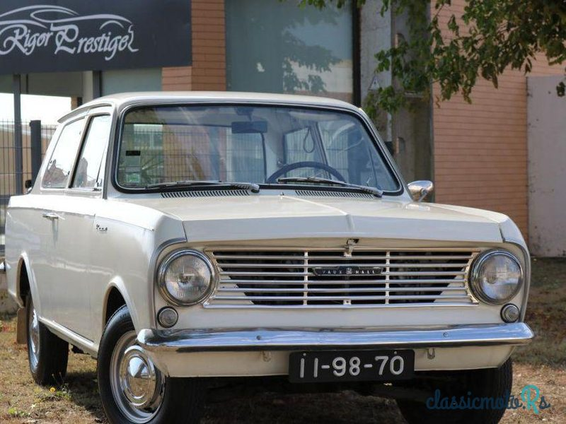 1964 Vauxhall Viva in Portugal, the World
