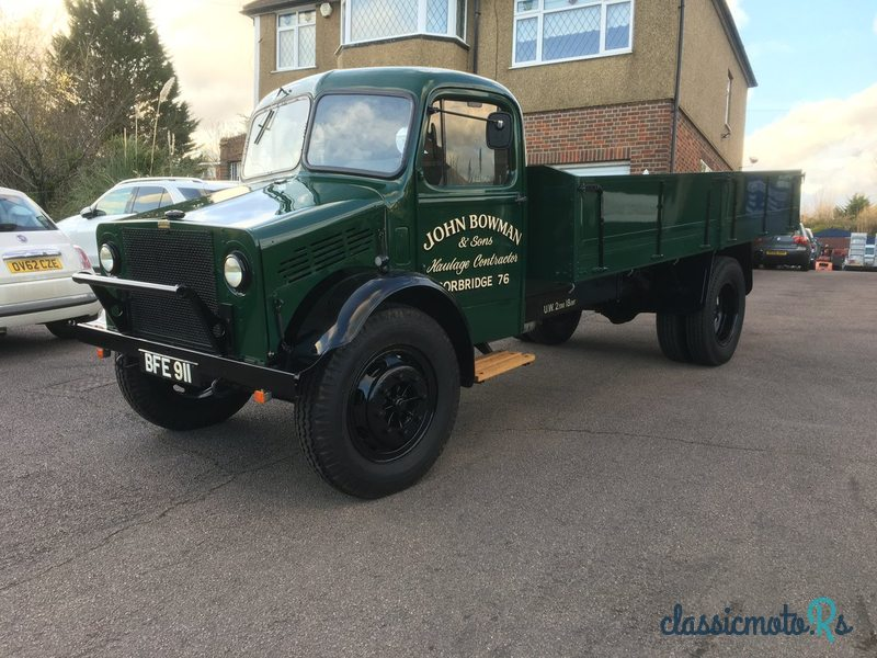 1943 Bedford Ow в Herefordshire