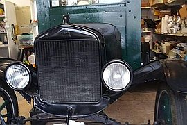 1924' Ford Model T