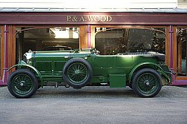 1929' Bentley 6 1/2 Litre