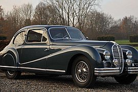 1949' Delahaye 135Ms Coupe