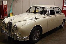 1961' Jaguar Mark II