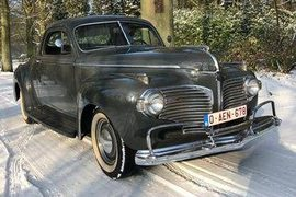 1941' Dodge 3Window Business Coupe