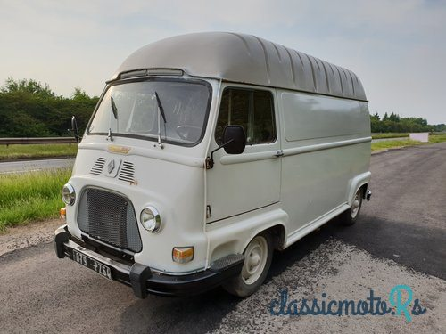 1970 Renault Estafette in West Midlands