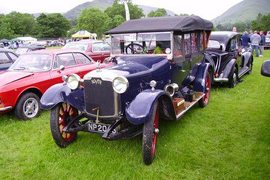 1923' Rover Clegg 12 Hp