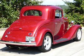 1933' Chevrolet Coupe