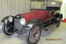 1920' Buick Touring Car