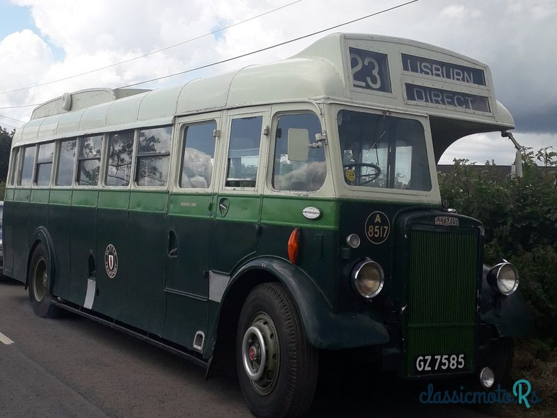 1947 Leyland PS 1 in Northern Ireland