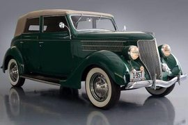 1936' Ford Model 68