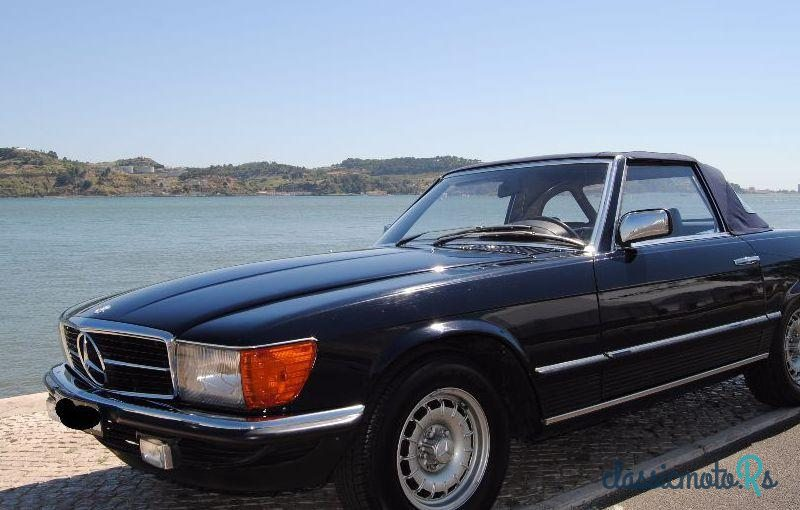 ... 1980 Mercedes Benz Sl 280 Dallas In Portugal, Alle ...