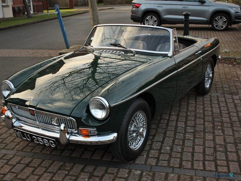 1969 MG Mgb Roadster in Lancashire - 3