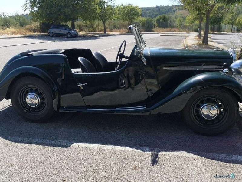 1950 Singer Roadster in Portugal - 4