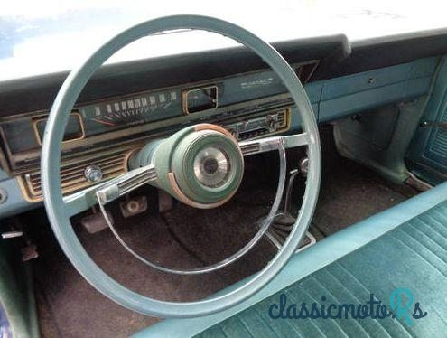 1965' Ford Fairlane 500 for sale - €15,000  Portugal, the World