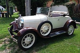 1930' Ford Roadster A Roadster