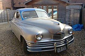 1948' Packard Eight Sedan