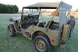 1943' Willys Mb