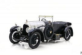 1922' Bentley 3 Litre