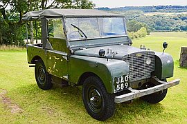 1949' Land Rover Series 1 80