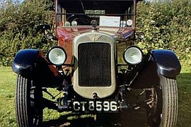 1927' Austin 12/4 Clifton Tourer