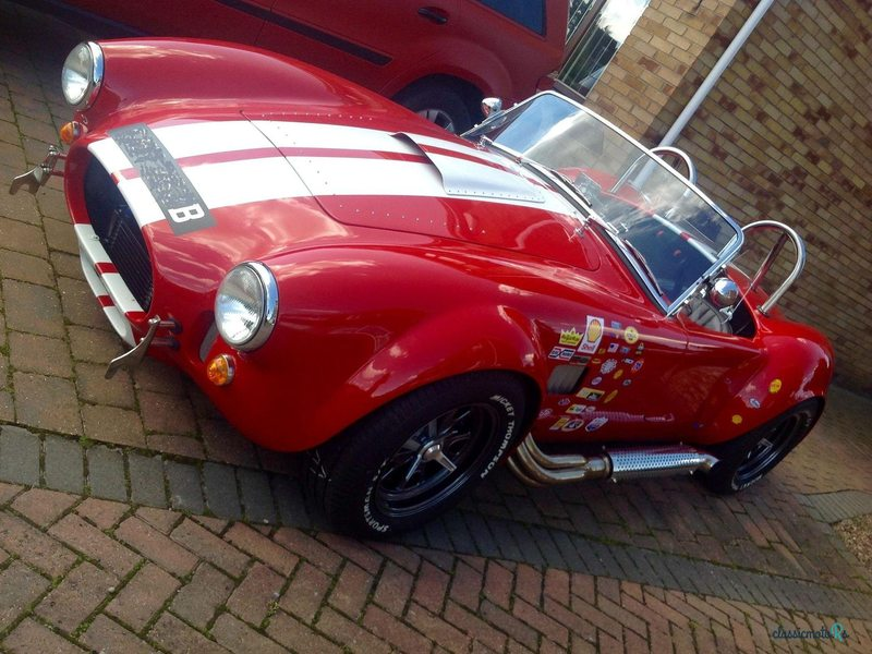 1964 AC Cobra in Yorkshire - 2