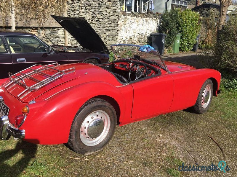 1959 MG MGA 1500 Roadster in Cumbria, the World