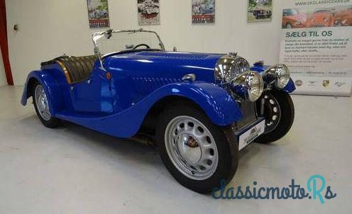 1947 Morgan 4/4 4-4 in Denmark