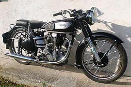 1950' Norton International