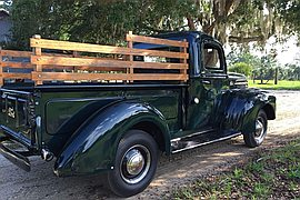 1945' Ford Pickup