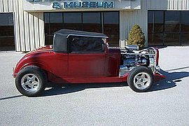 1931' Plymouth Roadster