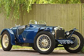 1928' Riley Brooklands