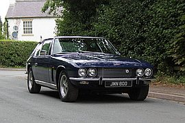 1973' Jensen Interceptor