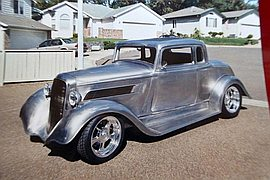 1933' Plymouth Coupe 2 Door