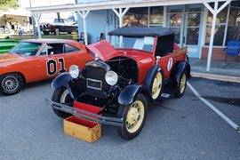 1929' Ford Model AA