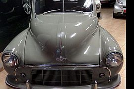1952' Morris Minor Mm Highlight