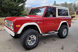 1977' Ford Bronco