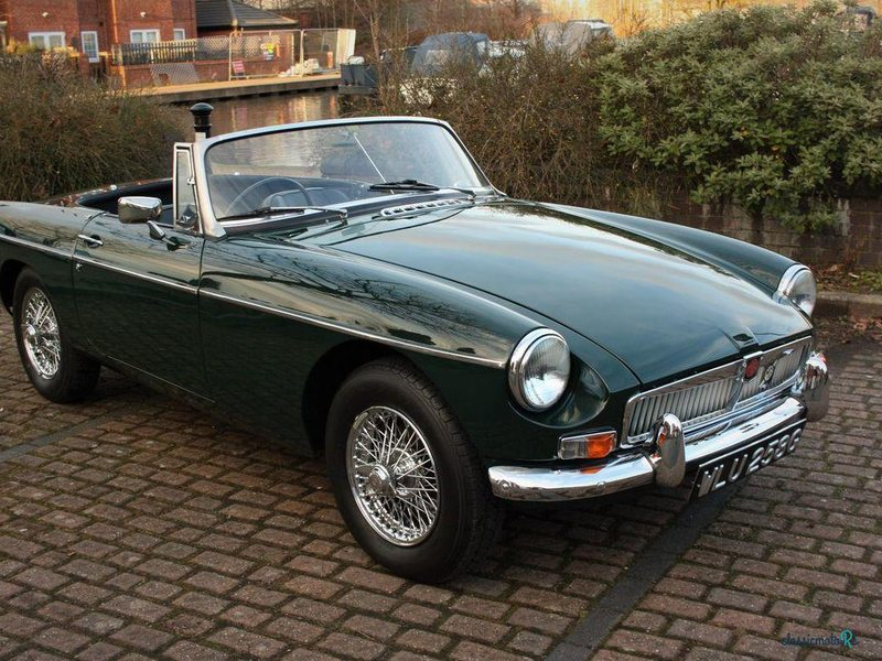 1969 MG Mgb Roadster in Lancashire - 2