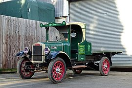 1927' Bean Flatbed Truck
