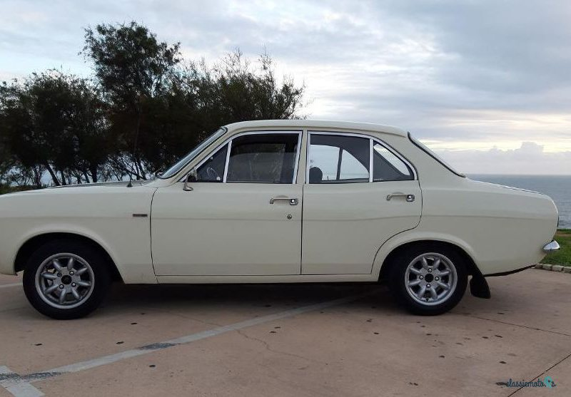 1970 Ford Escort in Portugal