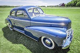 1946' Chevrolet Stylemaster Coupe