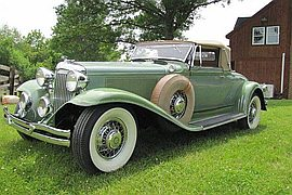 1931' Chrysler Imperial