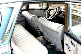 1964' Mercedes-Benz 220 Se Fintail