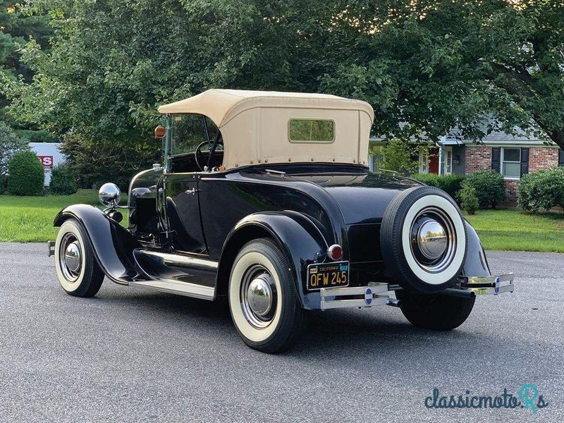 1929 Ford Model A Roadster Custom in United States, the World