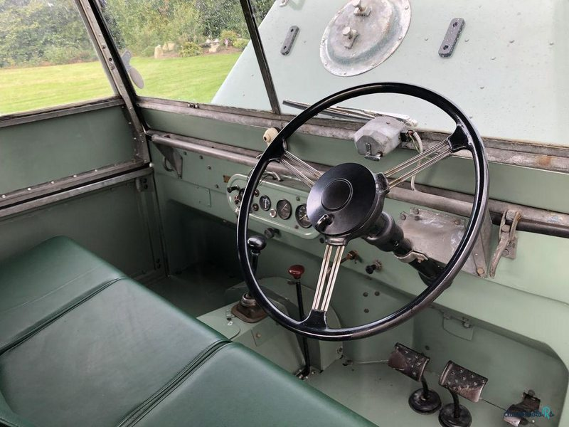 1948 Land Rover Series 1 in Scotland - 3